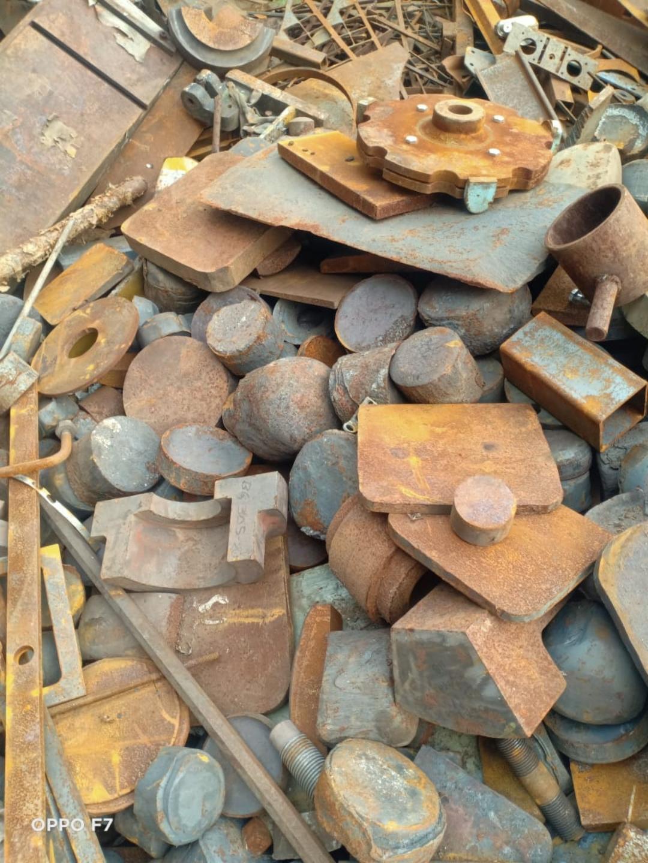 en alloy mix scrap